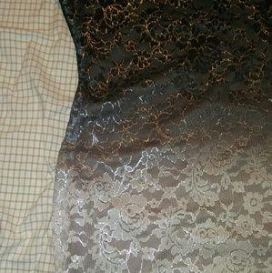 DKNY ombre dress